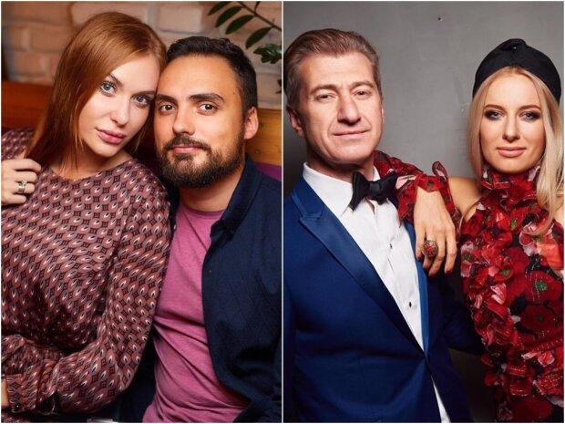 Слава и Эдгар Каминский, Юрий Никитин и Ольга Горбачева