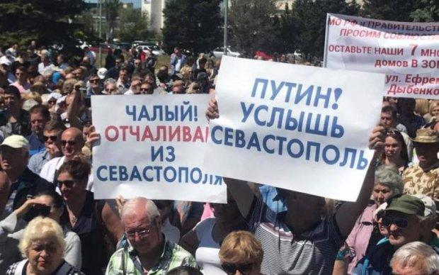 Тревожный звоночек: крымчане обратились к Путину