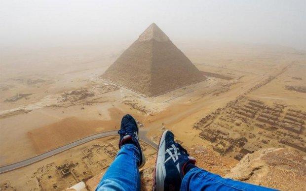 Ученые обнаружили неожиданное назначение великой пирамиды Хеопса