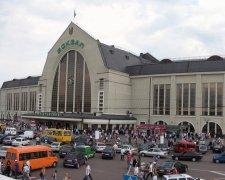 киевский железнодорожный вокзал