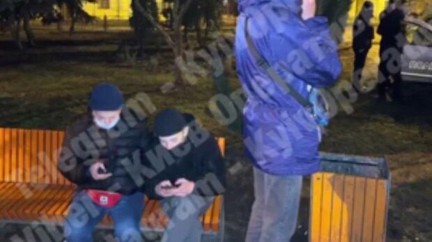 Підлітки-неадеквати, фото: Київ Оперативний