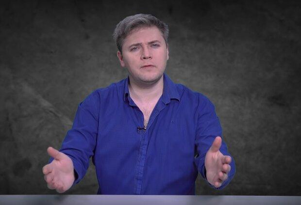 Игорь Лесєв, скриншот с видео