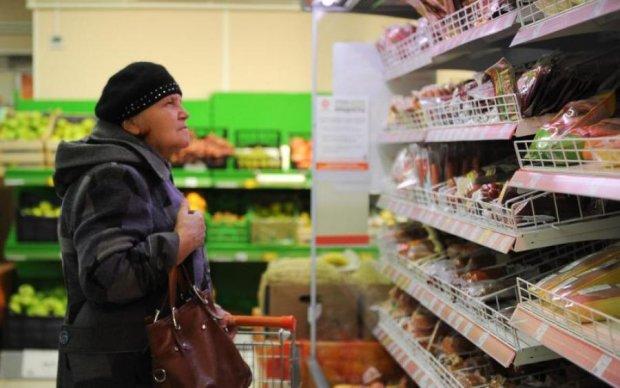 Цены на продукты заставят украинцев сесть на жесткую диету
