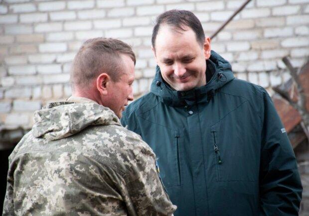 """Марцінків раптово помчав на Донбас: """"Мушу визнати, є тривога"""""""
