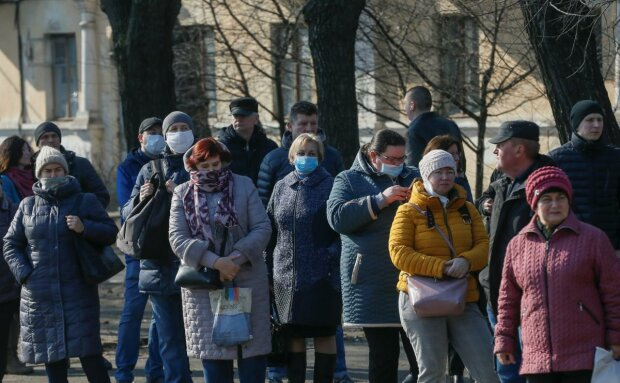 карантин в Україні, фото unian