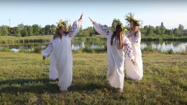 Троица, скриншот из видео
