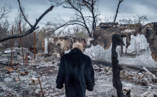 Руїни Донбасу, фото РБК