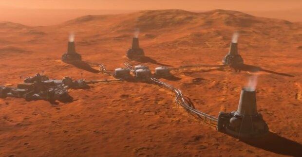 """Чи зуміє людство пристосуватися до життя на Марсі: народження на """"червоній планеті"""""""