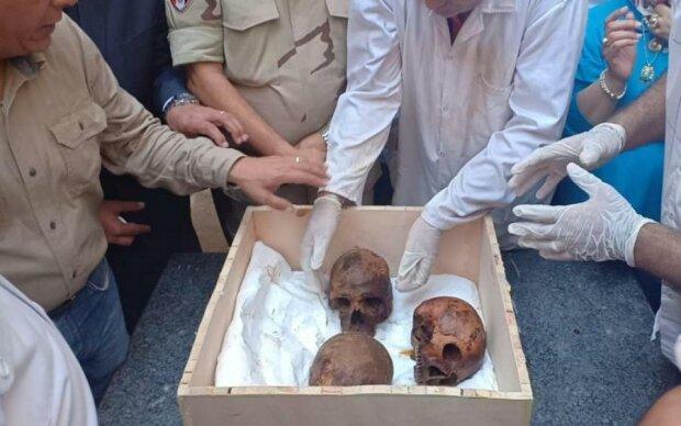 Тайна черного саркофага из Александрии раскрыта: подробности и фото