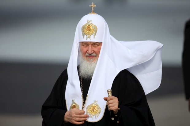 """""""Замовлення на руйнування, острів свободи"""": патріарха Кирила знову понесло"""