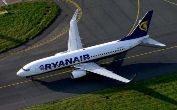 Ryanair присмотрела еще четыре украинских города для вылетов