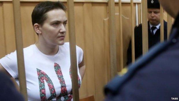 Адвокат: Надежда Савченко хочет умереть