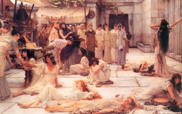 Империя разврата: такого о древнем Риме вы точно не знали