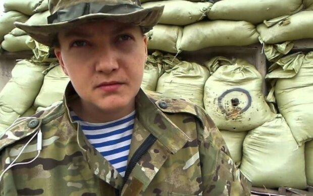 Надія вже не та: новий образ Савченко обернувся скандалом
