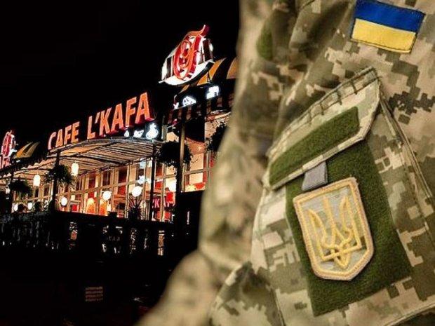 У скандальному кафе Києва погодилися на вечірку військових