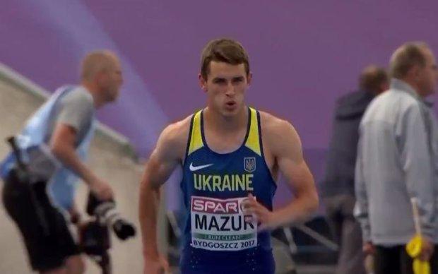 Український легкоатлет виграв Чемпіонат Європи зі стрибків у довжину