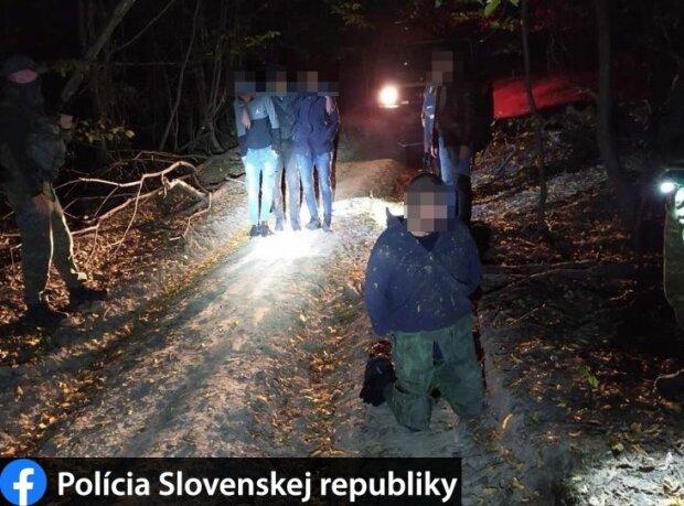 Затримали у Словаччині українського провідника нелегалів, фото з фейсбук