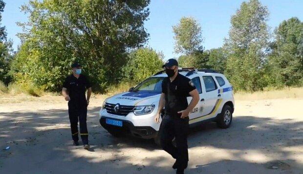 У Києві п'яний у мотлох водій влетів у Tesla з дитиною і залишився без коліс