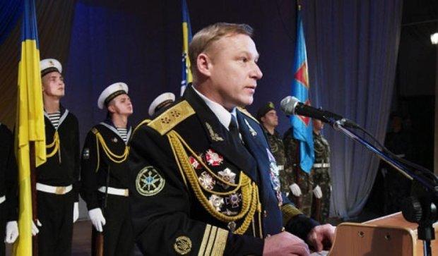 Экс-заместителя командующего ВМС подозревают в госизмене и дезертирстве