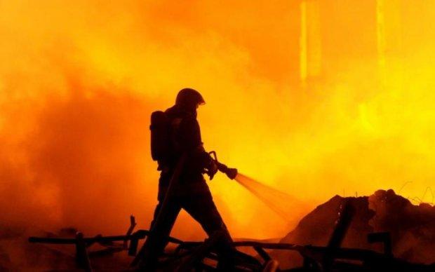 Пожар в киевском институте: названо имя жертвы