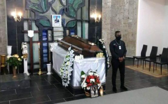 У Тернополі попрощалися з жорстоко вбитим студентом з Африки - заснув вічним сном на чужині