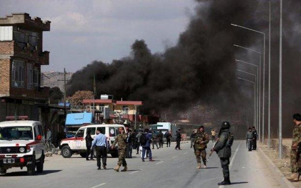 Вибух смертника в Кабулі: кількість жертв наблизилася до 60