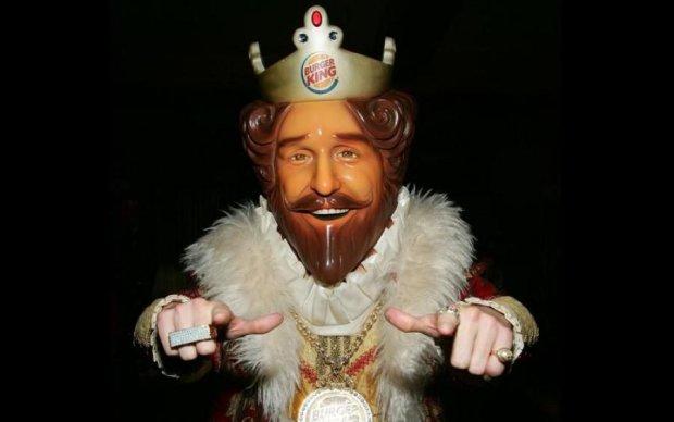 Burger King настойчиво претендует на бельгийскую корону