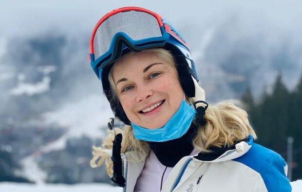 """Лідія Таран забралася на гору і зацікавилася чужою дитиною: """"Якого кольору шолом?"""""""