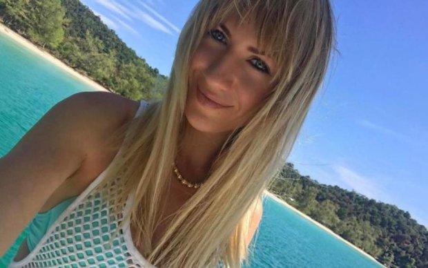 Модель из Венесуэлы украла платье у Леси Никитюк