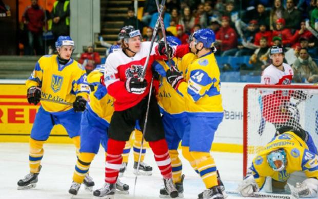 Украина - Австрия 0:1 Видео лучших моментов матча чемпионата мира по хоккею