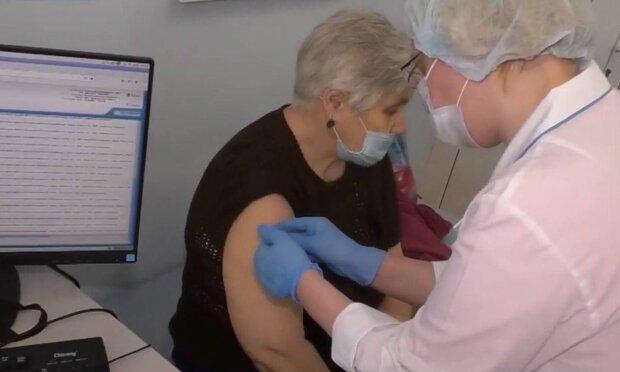 Вакцинация / скриншот из видео