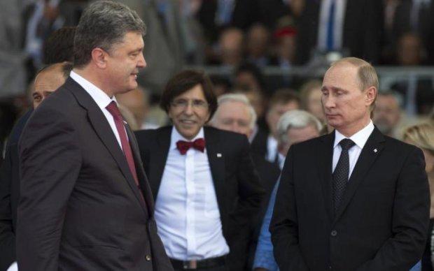 """Такого ще не було: Порошенко звернувся до Путіна на """"ти"""""""