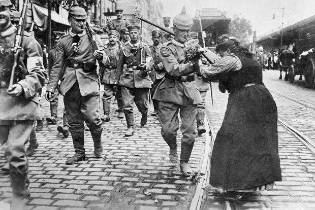 Світ побачив фотоплівку з останніми звуками Першої світової: це щось неймовірне