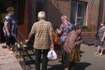 Пенсии в Украине, скриншот: YouTube