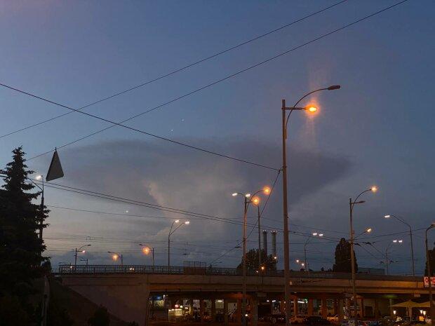 Облако-ковидло, фото Знай