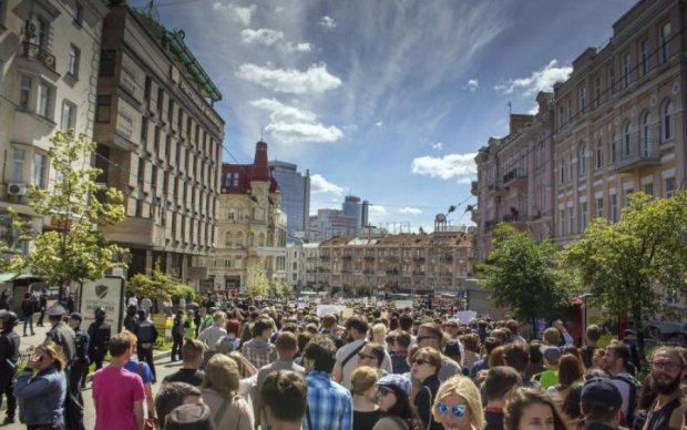 Избиение ветерана иностранцами в Киеве: появились новые подробности