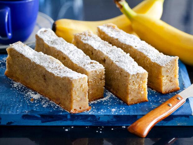 Банановый кекс, фото из открытых источников