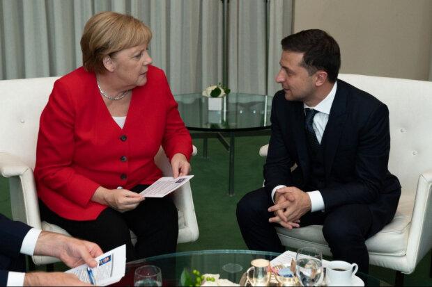 Зеленский срочно позвонил Меркель из-за Донбасса: о чем говорили лидеры Украины и Германии