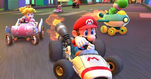Mario Kart Tour установила мировой рекорд: 20 млн. загрузок за день