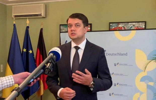 Дмитро Разумков, фото: РБК