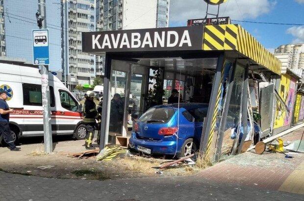 ДТП у Києві, фото: Нацполіція