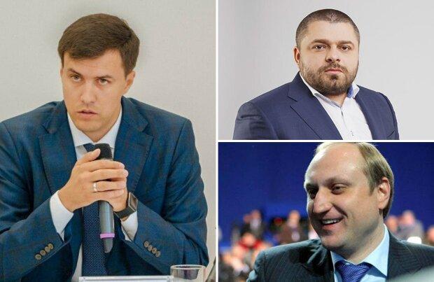 Віталій Нестор, Сергій Коровченко, Артем Пшонка