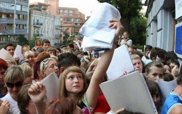 Тисячі абітурієнтів стали жертвами масштабного збою на серверах МОН