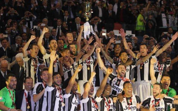 Ювентус виграв Кубок Італії