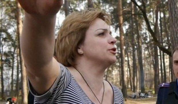 Пикник  на Виноградаре закончился стрельбой и дракой с милицией (видео)