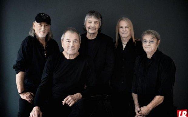 """""""Дедушки"""" из Deep Purple поставили Киев на уши: фото"""