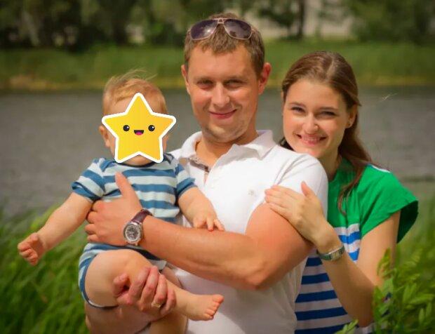 молода сім'я, фото з вільних джерел