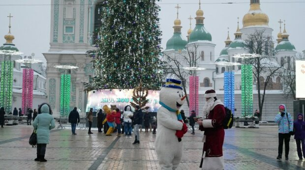 Новий рік в Києві
