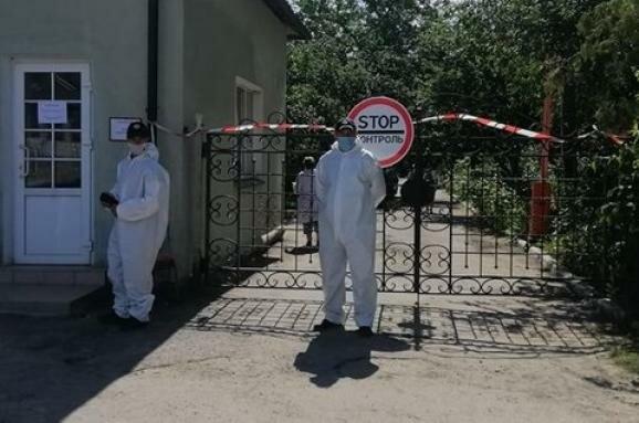 Китайский вирус атаковал тернопольских пенсионеров – дом престарелых отправили на карантин