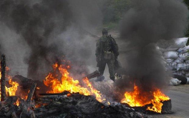Трагедия в АТО: пьяный солдат взорвал сослуживцев